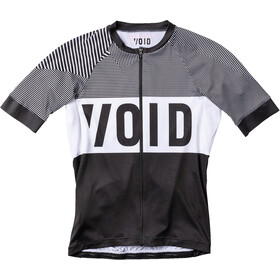 VOID Capsule Maillot Manches courtes Homme, black banner